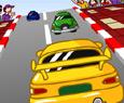 Araba Yarışçısı
